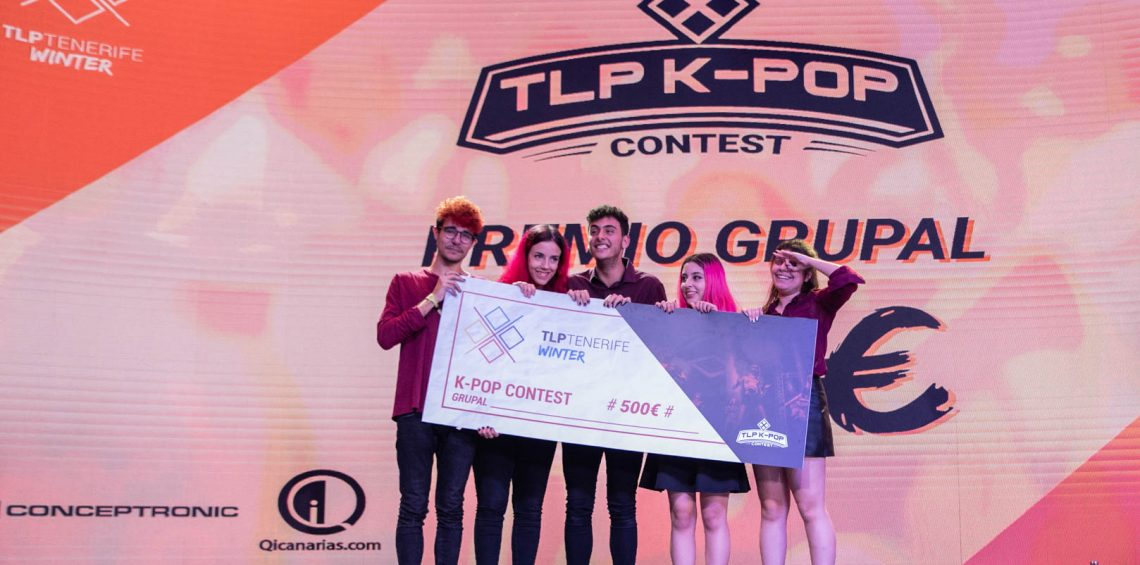 Ganadores K-pop Winter 2018